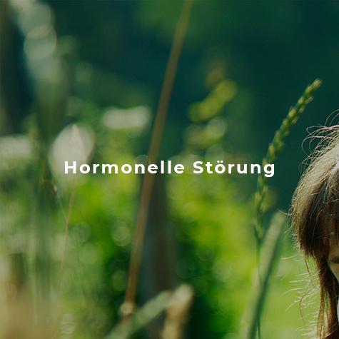 Hormonelle Störung