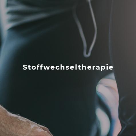 Stoffwechseltherapie